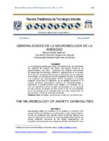 Generalidades de la neurobiología de la ansiedad